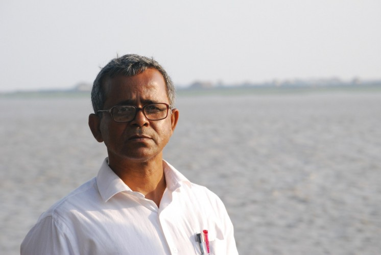 Amal Ojha has worked with IJM Kolkata since their first sex trafficking case in 2008.