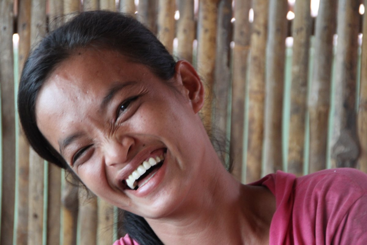 Mien, a survivor of sex trafficking in Cambodia, has watched her country transform.